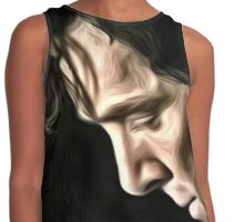 The Contemplative Consulting Detective Contrast Tank