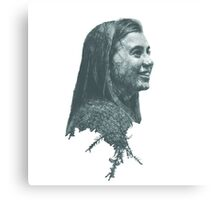 Genesis Project: Female Canvas Print