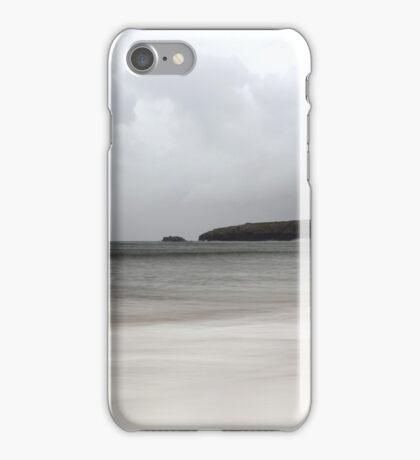 A calm atlantic storm iPhone Case/Skin