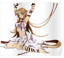 SAO - Asuna Titania Poster