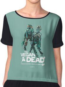The Vegan Dead Chiffon Top