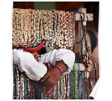 No Worry Beads Poster