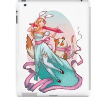 Oh, Fionna! iPad Case/Skin