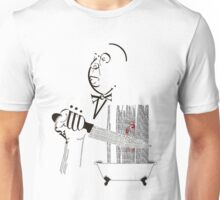 Hitchcock, Psycho film Unisex T-Shirt