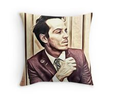 The Handsom Consulting Criminal Throw Pillow