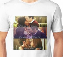 Ezria - Fighting For Love Unisex T-Shirt