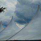 Graduation Tent by clizzio