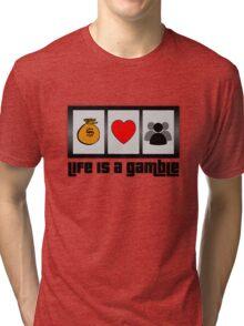 roulette Tri-blend T-Shirt