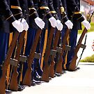 Honor Guard by the57man