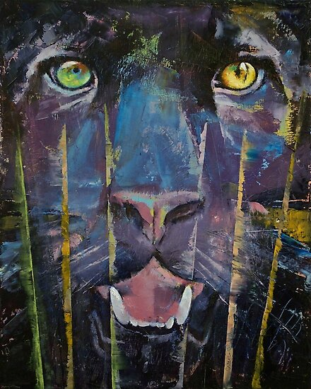 Panther by Michael Creese