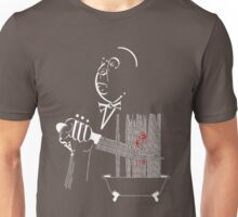 Psycho by Alfred Hitchcock Unisex T-Shirt