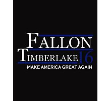 Fallon timberlake Photographic Print