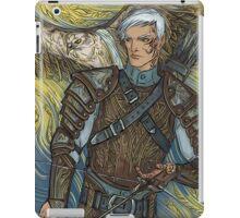Hawk warrior iPad Case/Skin