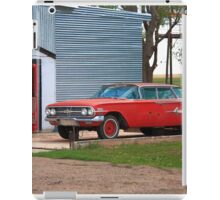 Route 66 Classic Car iPad Case/Skin