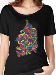 Brain Waves Women's Relaxed Fit T-Shirt