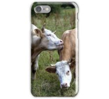 Bovine Buddies iPhone Case/Skin