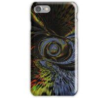 Razor Nebula iPhone Case/Skin