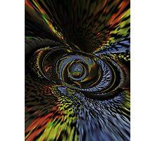 Razor Nebula Photographic Print