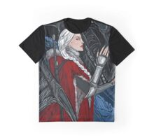 Red witch Graphic T-Shirt