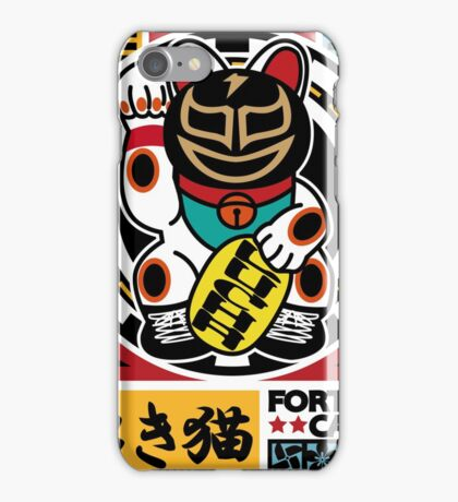 Fortune Cat iPhone Case/Skin