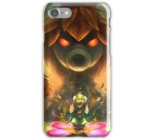 Inferno Zelda iPhone Case/Skin