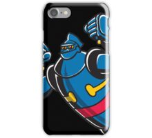 Gigantor the space age robot iPhone Case/Skin