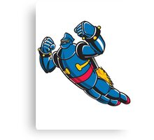 Gigantor the space age robot Canvas Print