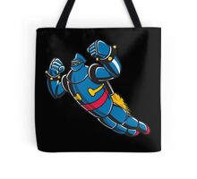 Gigantor the space age robot Tote Bag