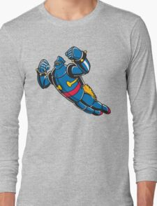 Gigantor the space age robot Long Sleeve T-Shirt