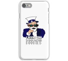 I WANT YOU! iPhone Case/Skin