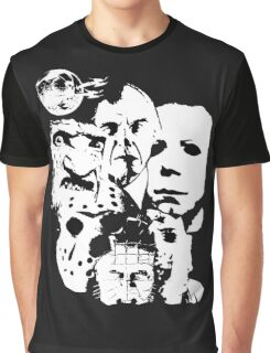 Horror Icons! Graphic T-Shirt