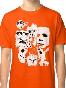 Horror Icons! Classic T-Shirt
