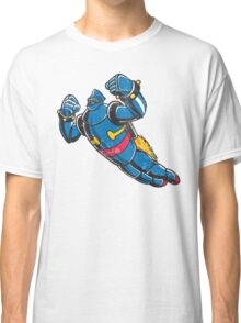 Gigantor the space age robot - grungy Classic T-Shirt