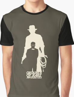 Obtainer of Rare Antiquities (light) Graphic T-Shirt