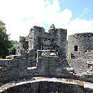 Beaumaris Turrets by CreativeEm