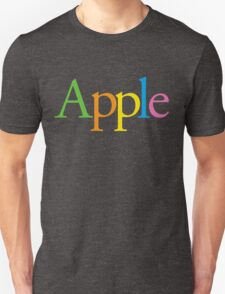 Apple Retro Unisex T-Shirt