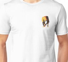 Lace Up! Yellow Unisex T-Shirt