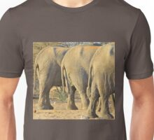 Elephant Diet Clinic - Funny African Wildlife Unisex T-Shirt