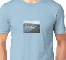 CRACKINGTON HAVEN NORTH CORNWALL COAST Unisex T-Shirt