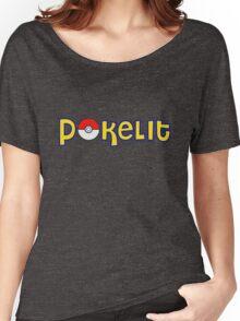 Pokelit Pokemon Women's Relaxed Fit T-Shirt