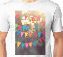 Let the celebrations begin! Unisex T-Shirt