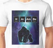 Harambe Science Print Unisex T-Shirt