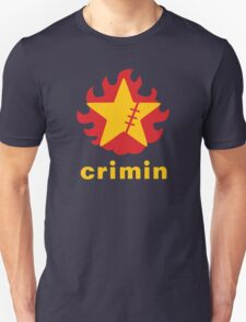 Crimin Brand Fire Star T-Shirt