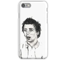 Pete Shelley - Buzzcocks iPhone Case/Skin