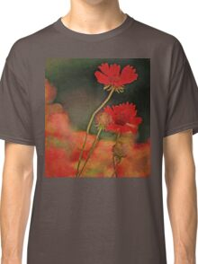 Ladies In Red Classic T-Shirt