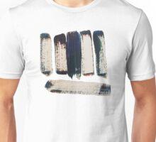 Dried Paint Lines Unisex T-Shirt