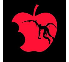 I like apple Photographic Print