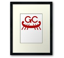 Galley La Luffy Framed Print