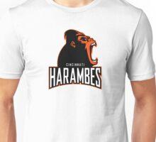 Cincinnati Harambes Unisex T-Shirt