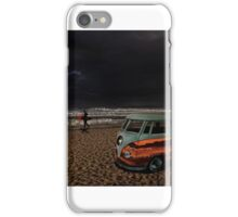 VW Bus Beach T1 iPhone Case/Skin